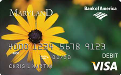"""Maryland Unemployment Debit Card"""