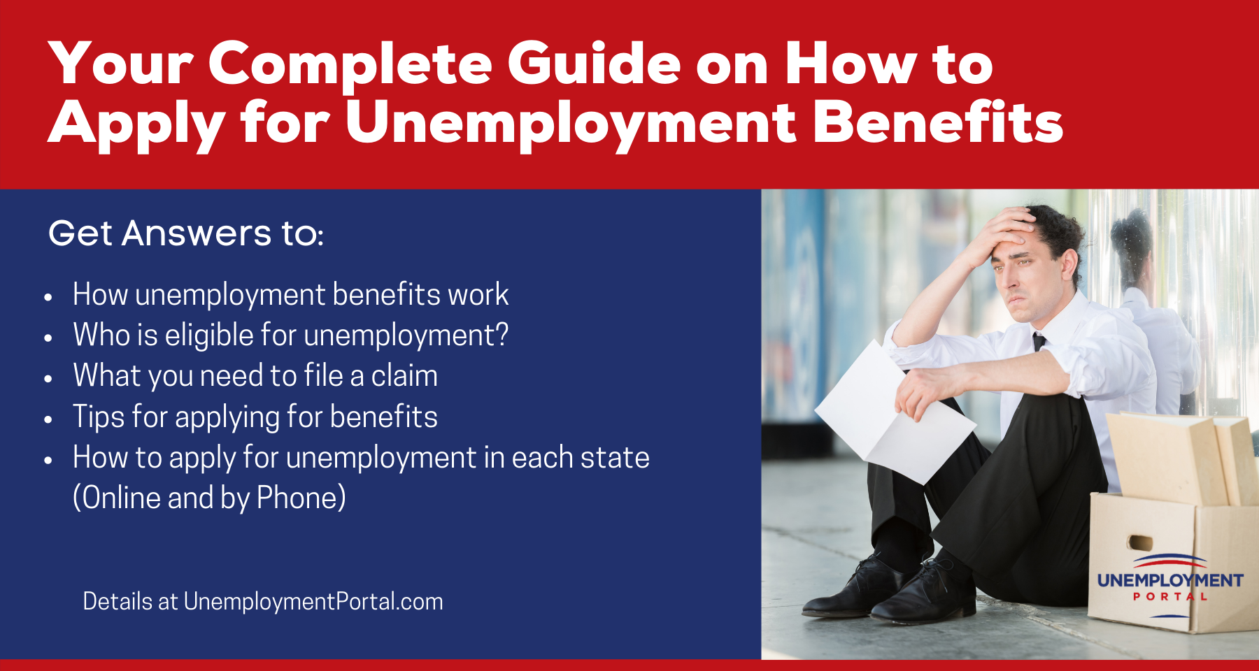 """""""How to Apply for Unemployment Benefits"""""""