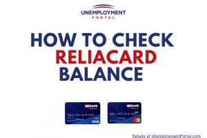 """How to check ReliaCard Balance"""