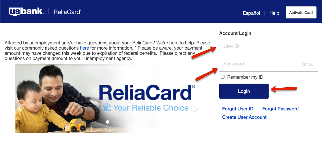 """""""How to check ReliaCard balance online"""""""