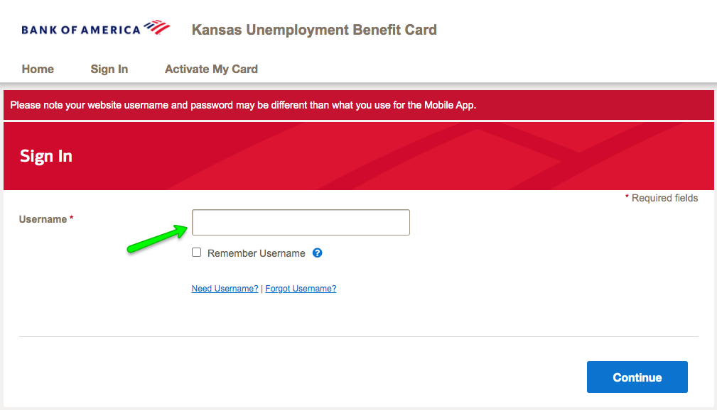 """Kansas Unemployment Debit Card Login 2"""