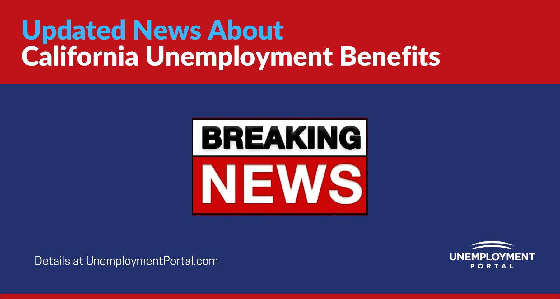 """California Unemployment News"""