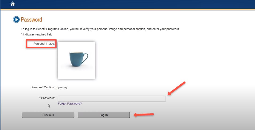"""Enter Your Account Password"""