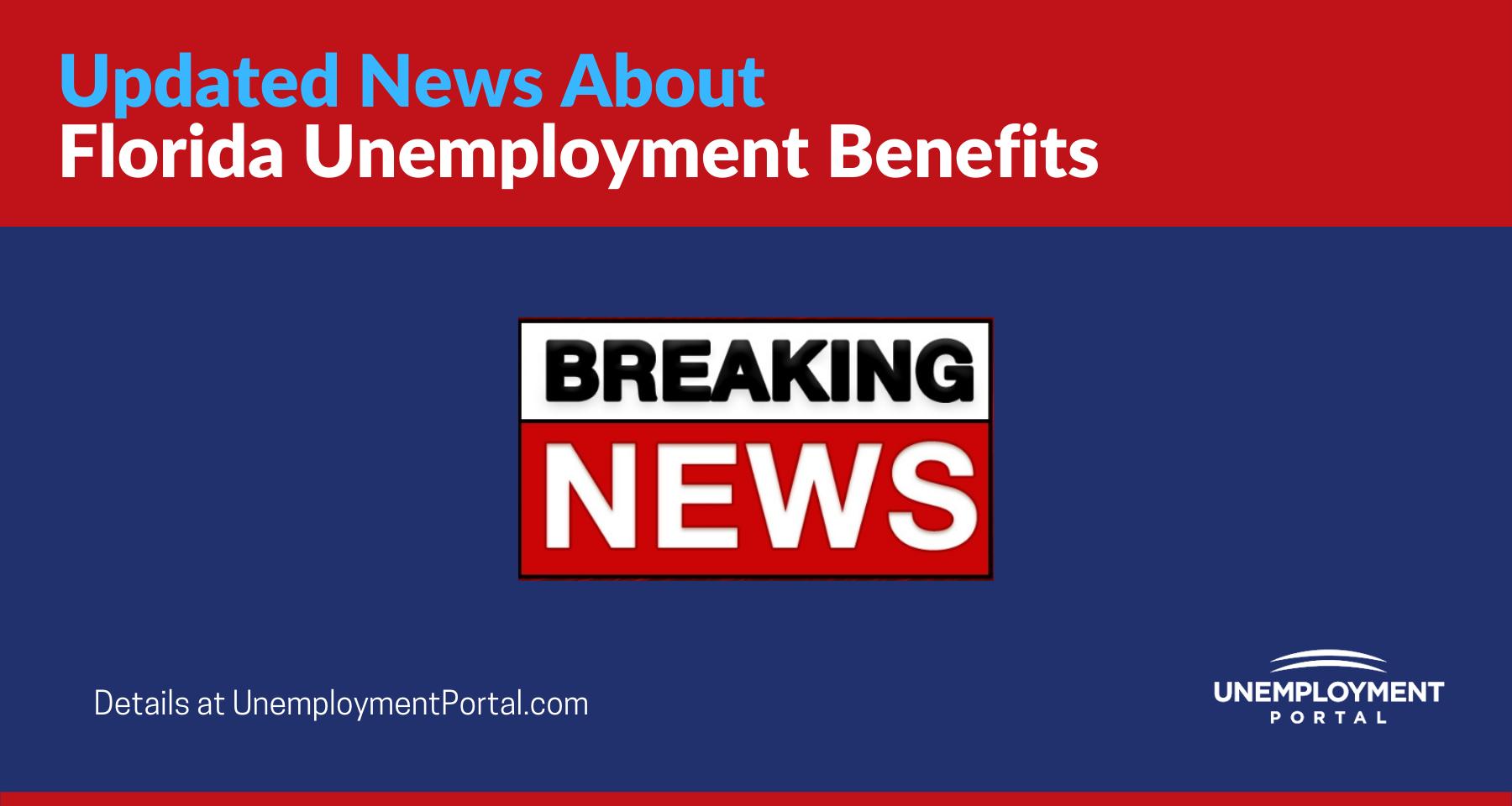 """Florida Unemployment News"""