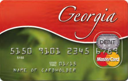 """Georgia Way2Go Card"""