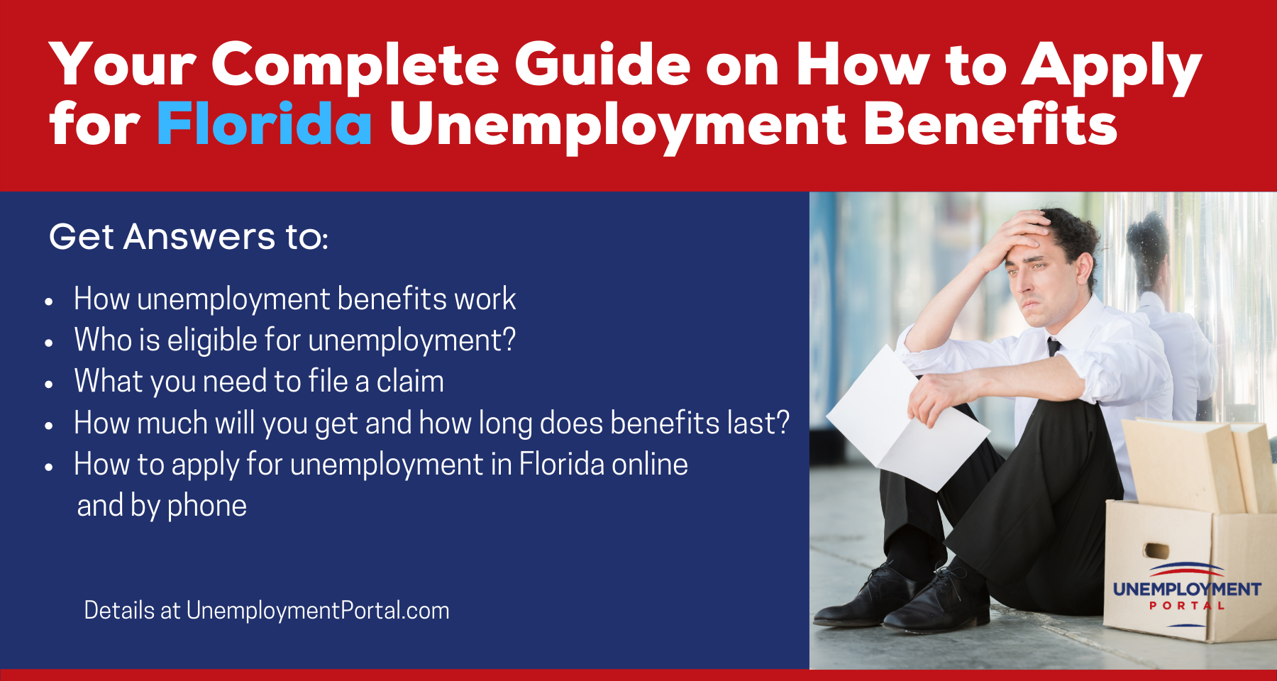 """""""How to Apply for Florida Unemployment online"""""""