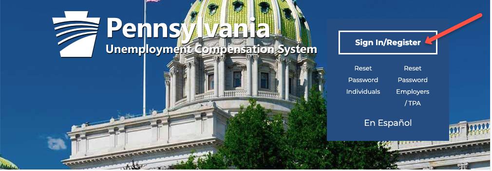 """Login to Pennsylvania Unemployment Compensation System Login"""