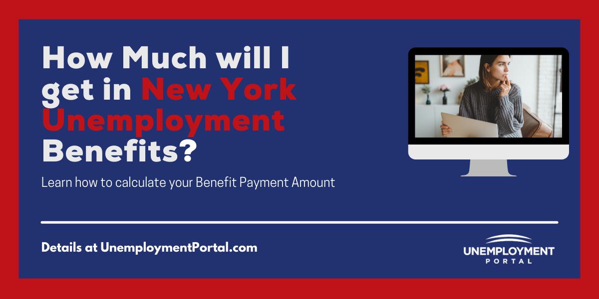 """""""New York Unemployment Calculator"""""""