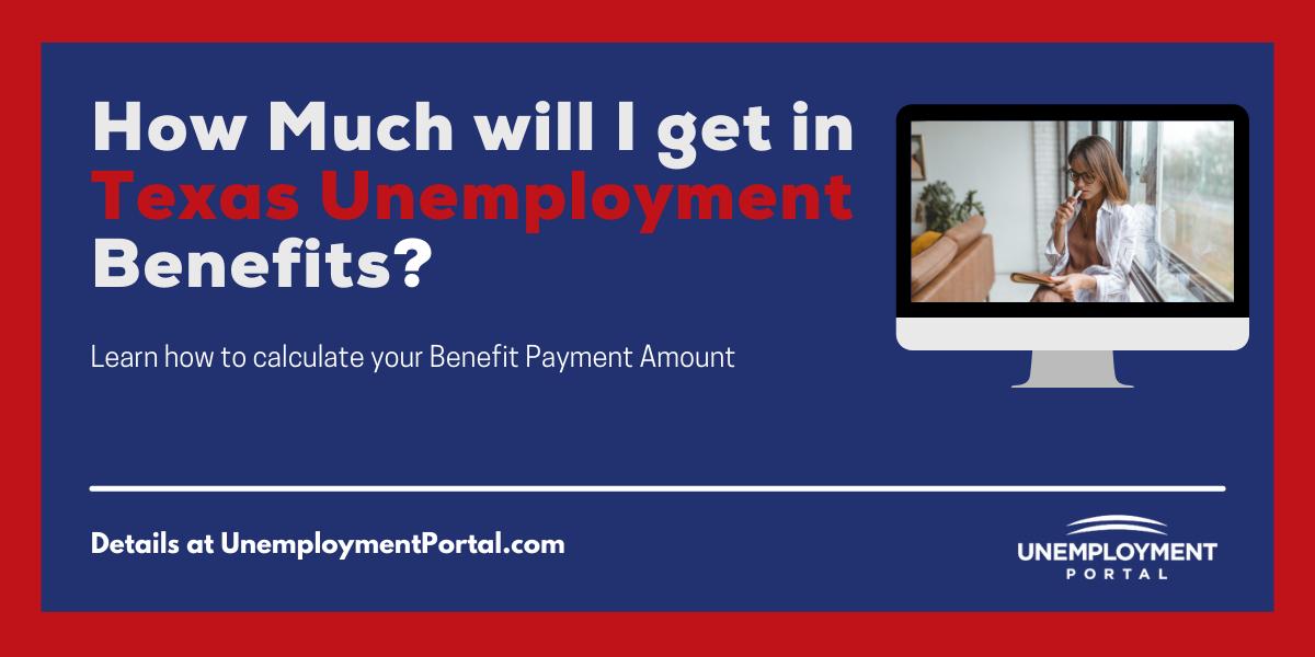 """Texas Unemployment Calculator"""
