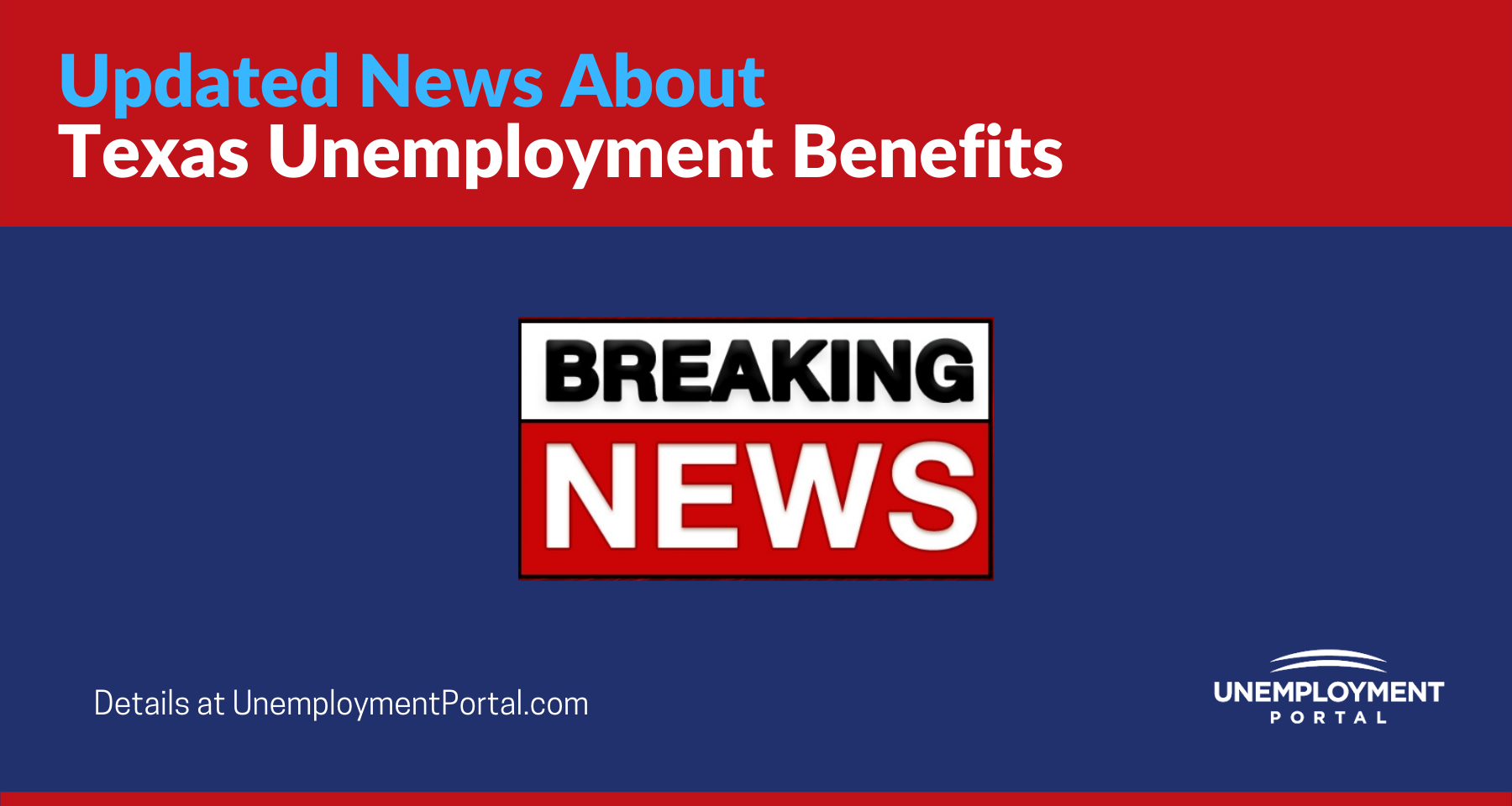 """Texas Unemployment News"""