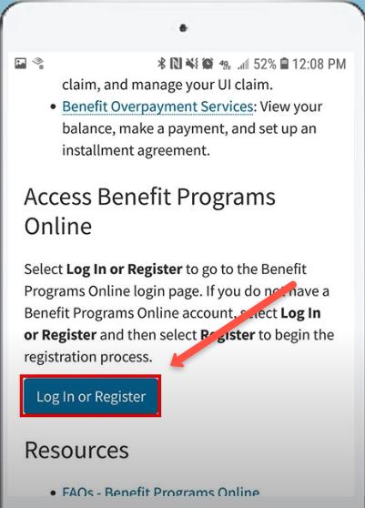 """The Mobile-Friendly California Benefit Programs Online Website"""