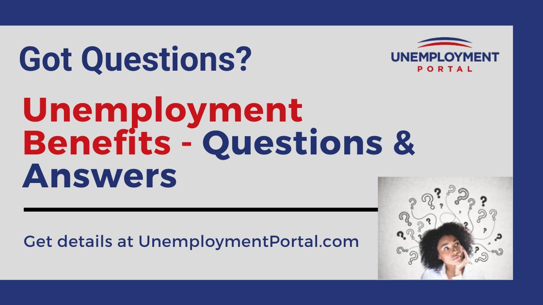 """Unemployment Benefits FAQs"""