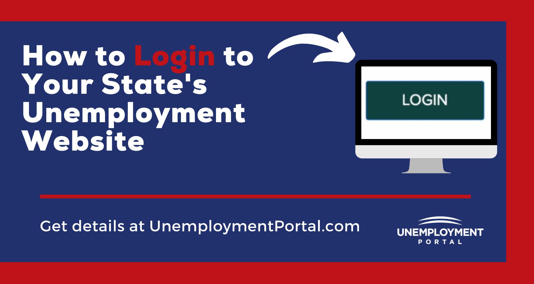"""""""Unemployment Login"""""""