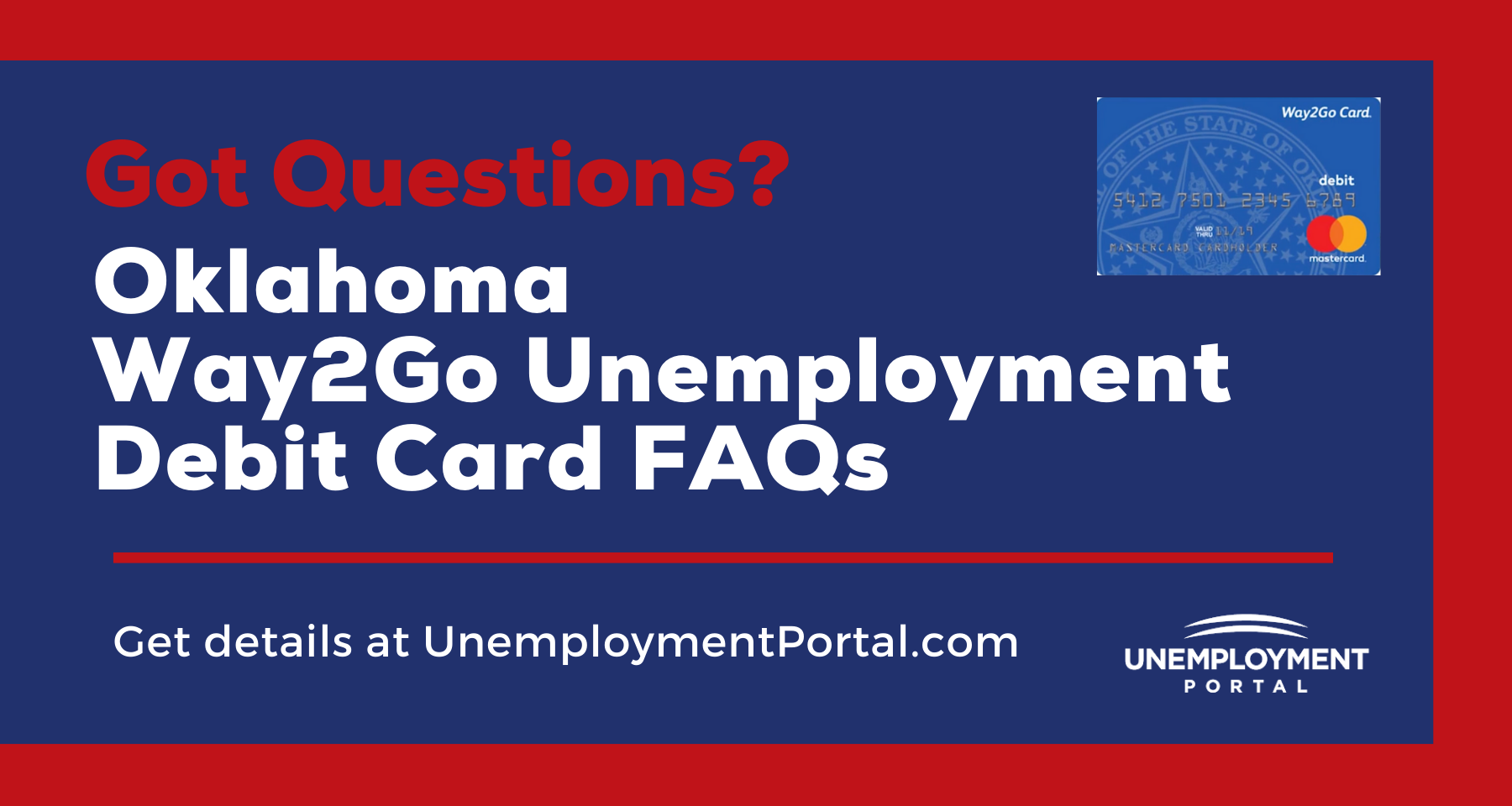 """Way2Go Card Oklahoma FAQs"""